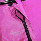 Set strandmatten roze, 2x, met rugleuning, roze, strand bed, ligbed_