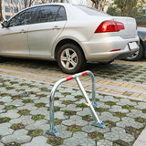 Parkeerbeugel, parkeerblokkade_
