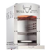 Grill, 800 ° C, 5 hoogtes, gas grill, rvs, bbq grill_