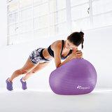 Yogabal Groen 85 cm, Trainingsbal, Pilates, gymbal_
