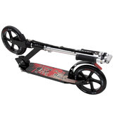"Freestyle step, grote wielen 230 mm stuntstep, step, ABEC9 lagers, ""Extreme Pirate Riding"" uitvoering_"
