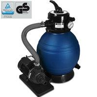 Zand filtersysteem 10.200 l/h, zwembad filter