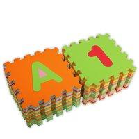 86-delige foam puzzelmat, Kiduku, speelmat foam, speelkleed, puzzel