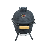 BBQ gril, smoker, 13 inch barbecue, keramiek,Kamado