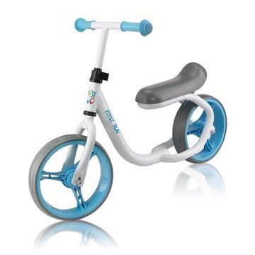 Loopfiets, blauw, 12 inch, balans fiets, peuter fiets