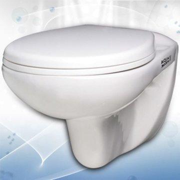 Keramisch hangtoilet, wc, hangend toilet inclusief wc bril met soft close