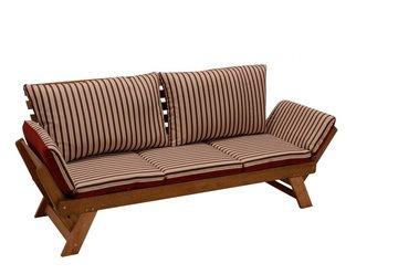 Tuinbank, divan, ligbed, tuinmeubel,