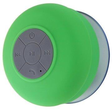 Bluetooth speaker groen, waterdicht