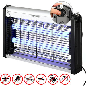 insectenverdelger 25m²,  Elektrisch, insectenlamp