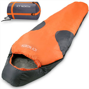 Slaapzak Oranje - 13 tot +6 graden