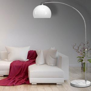 Retro design Booglamp, staande lamp, vloerlamp