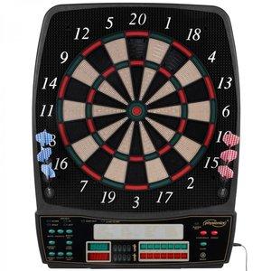 Elektronisch dartbord met 12 pijltjes